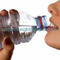 drinking water burns calories