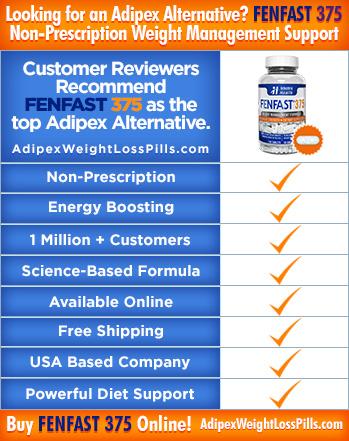 Adipex Comparison