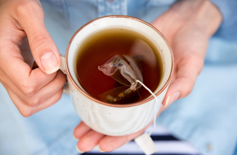 Detox Tea Side Effects Stop Weight Loss